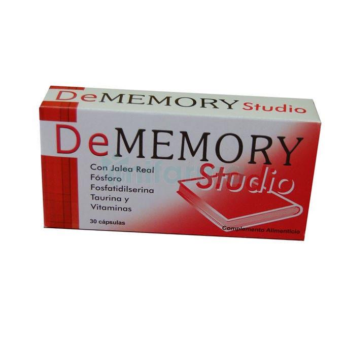 DeMemory Studio 30 Capsulas