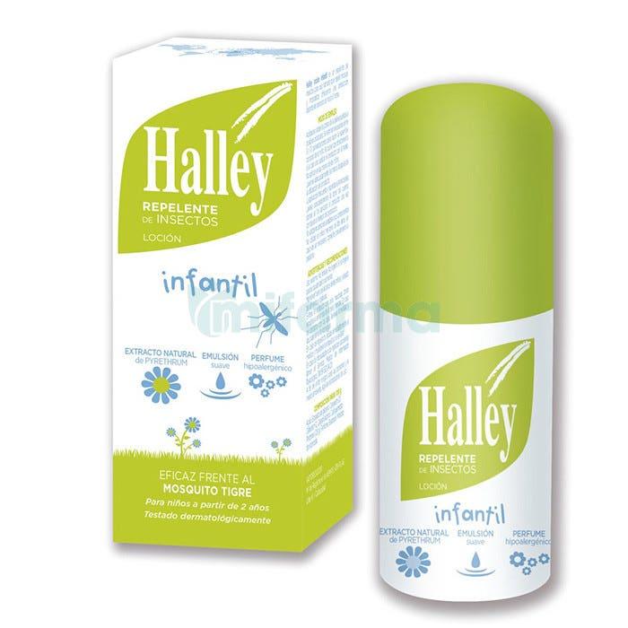 Halley Infantil Repelente de Insectos 100ml