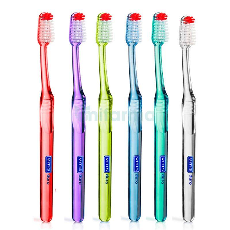 Vitis Cepillo Dental Duro
