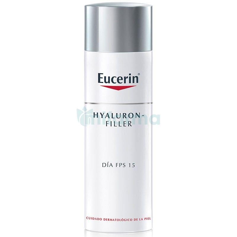 Eucerin Hyaluron-Filler Fluido Antiarrugas Piel Normal Mixta 50 ml