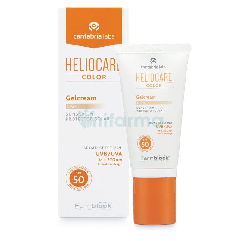 Heliocare Color Gelcream Light 50 50 ml