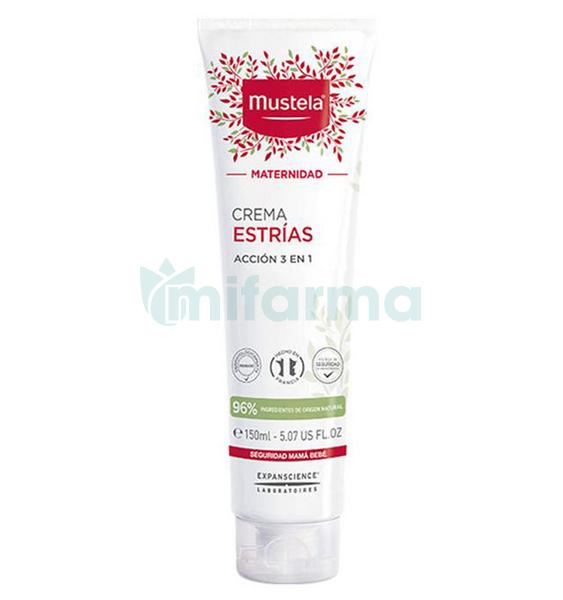 Mustela Crema Antiestrias 150ml  Embarazo