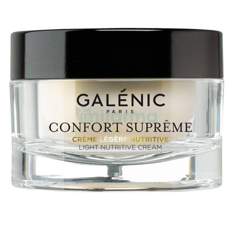 GALENIC Crema Ligera Nutritiva Confort Supreme 50ml