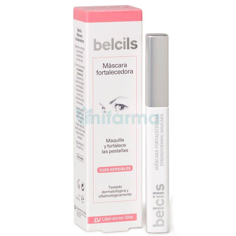 Belcils Mascara Fortalecedora Negro 7ml