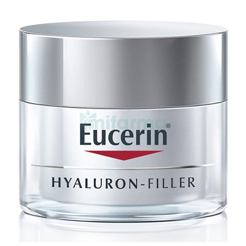 Eucerin Hyaluron Filler Dia Piel Seca 50 ml