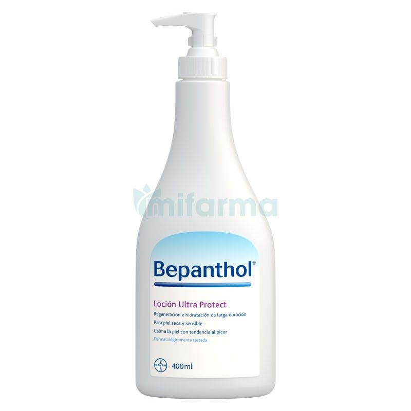 Bepanthol Locion Ultra Protect Piel Seca y Sensible 400 ml