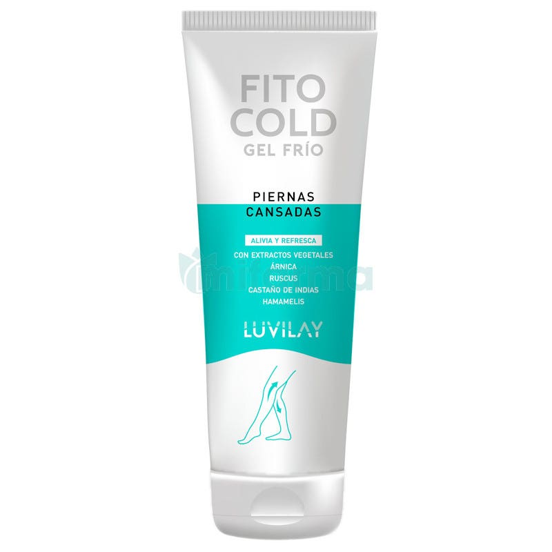 Fitocold Gel Frio Piernas Pesadas 250 ml