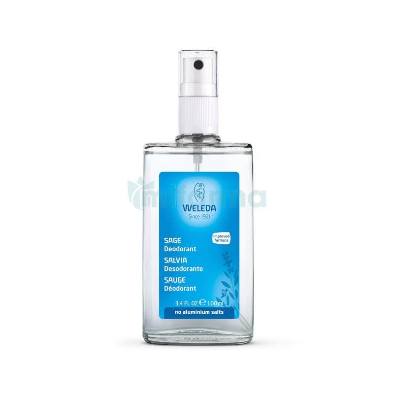 Weleda Desodorante Spray Salvia 100 ml