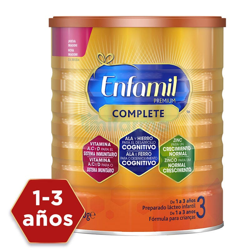 Enfamil 3 Premium 800 Gramos  Enfalac