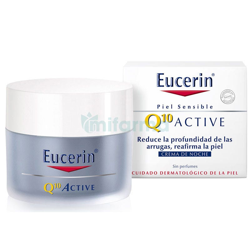 Eucerin Q10 Active Antiarrugas Noche 50ml