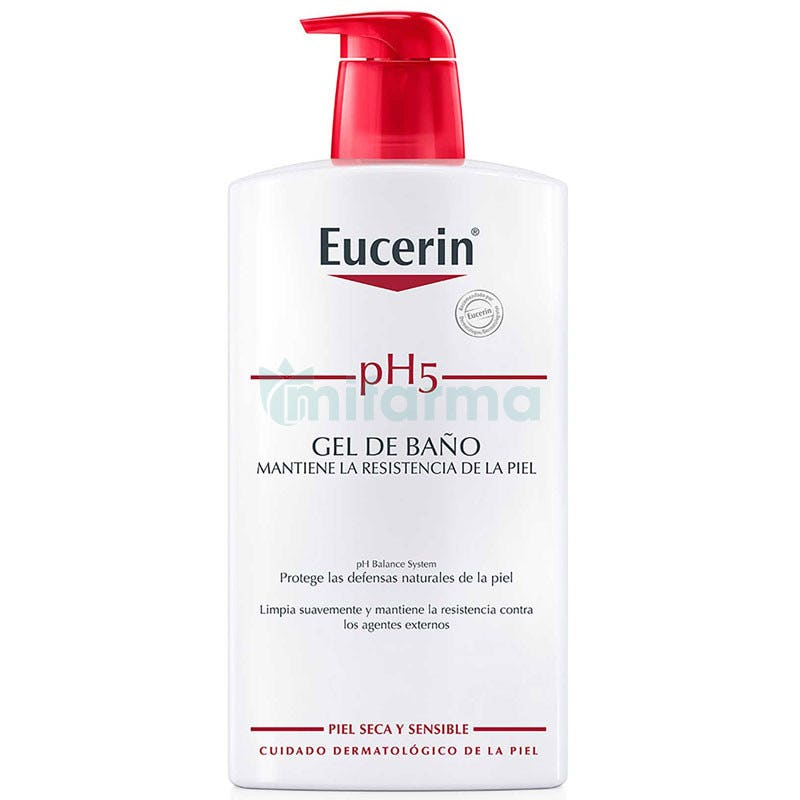 Eucerin pH5 Gel Bano Dosificador 1000ml