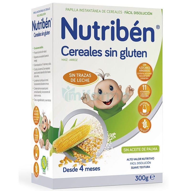 Nutriben Cereales Sin Gluten 300g