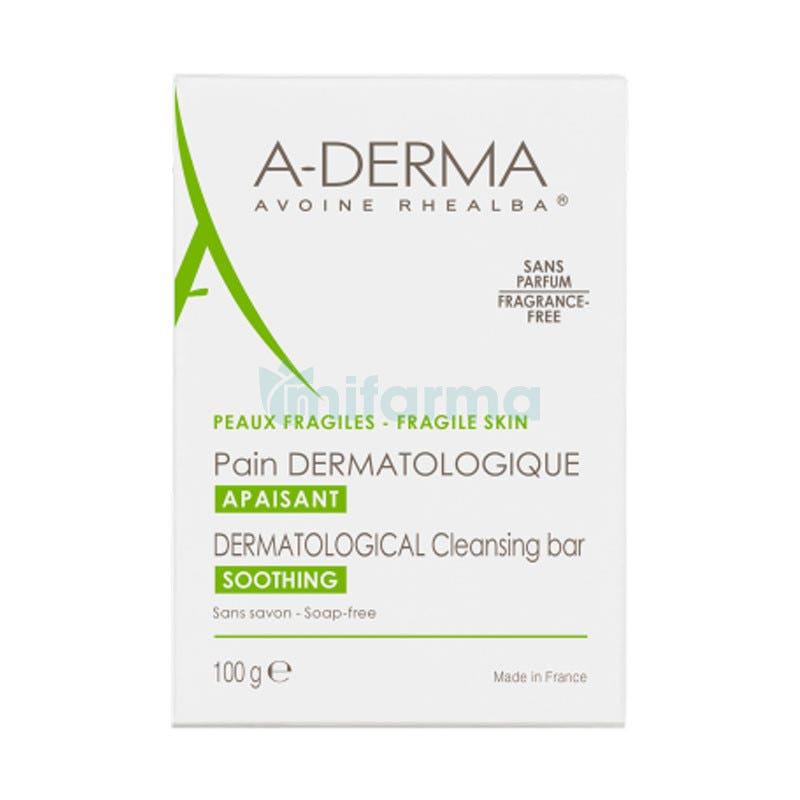 A-Derma Cuidados Originales Dermopan Pastilla 100Gr