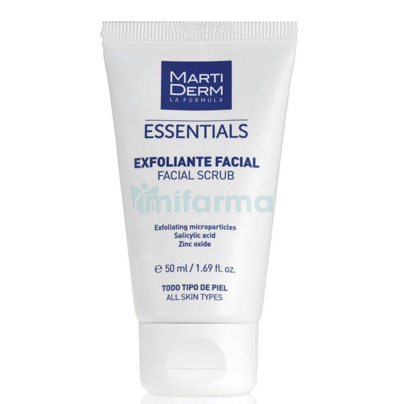Martiderm Essentials Exfoliante Facial 50ml