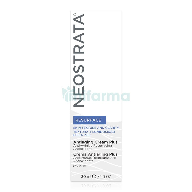 Neostrata Resurface Crema Antiaging Plus 30gr