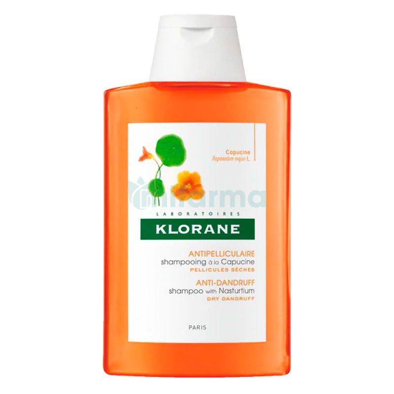 Klorane Champu Extracto Capuchina 200 ml