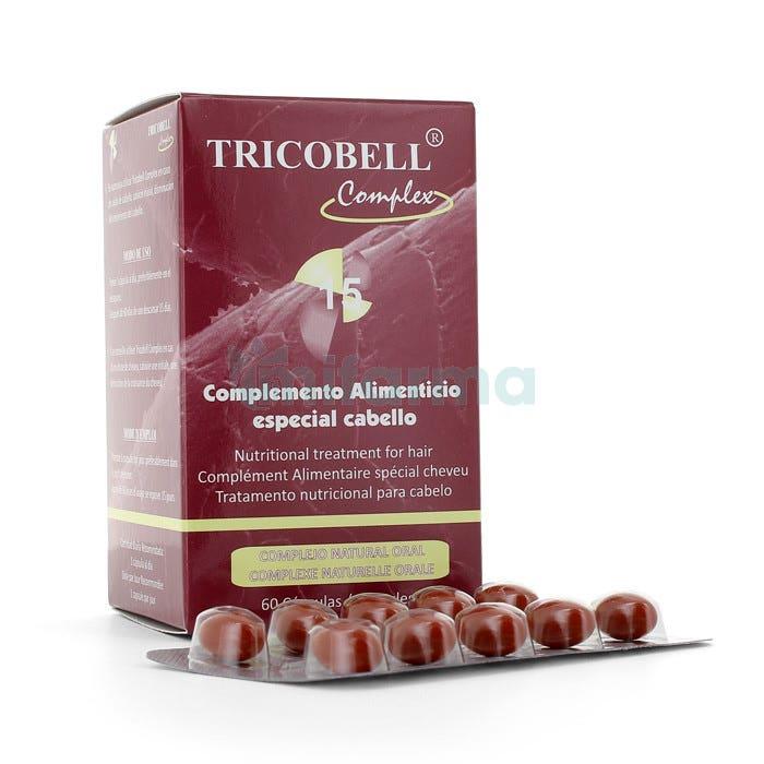 Tricobell Complex 60 Capsulas