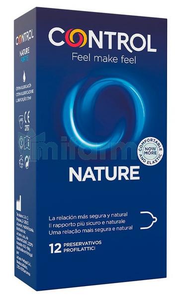 Preservativo Control Adapta Nature 12 Unitá