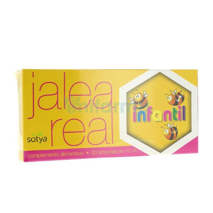 Sotya Jalea Real Infantil 20 Viales x 10ml
