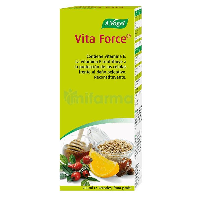 A.Vogel Vitaforce Jarabe 200ml