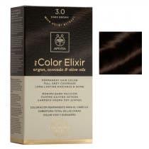 Tinte My Color Elixir Apivita N3.0 Castaño Oscuro