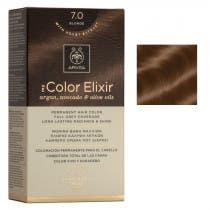 Tinte My Color Elixir Apivita N7 0 Rubio