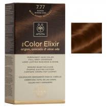 Tinte My Color Elixir Apivita N7.77 Rubio Arena Intenso