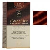 Tinte My Color Elixir Apivita N6.44 Rubio Oscuro Cobrizo Intenso