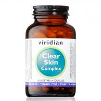 Clear Skin Complex Viridian 60 Capsulas