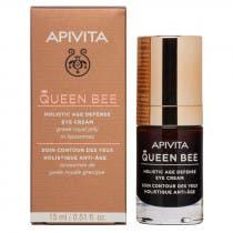 Apivita Queen Bee Crema Contorno de Ojos 15 ml