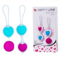 Bolas Kegel Silicona Pretty Love