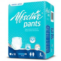 Pants Safe Affective Talla Grande 10 Uds