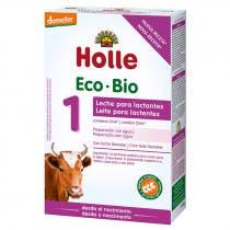 Leche para Lactantes Eco-Bio Holle +0m 400gr