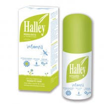 Halley Infantil Repelente de Insectos 100ml