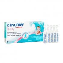 Agua de Mar Rhinomer Baby Monodosis 20 x 5 ml