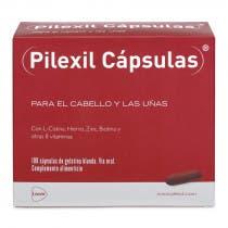 Pilexil 100 Capsulas Cabello y Unas