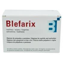 Blefarix 50 Toallitas LABORATORIOS VINAS