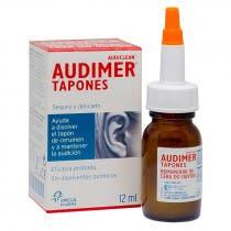 Audimer Tapones Limpiador Oidos Gotas 12 ml