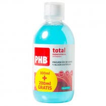 PHB Total Enjuague Bucal Menta 500ml