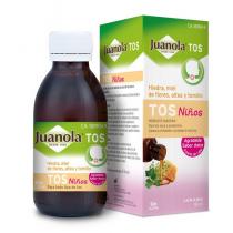 Juanola Tos Ninos 150ml