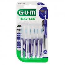 Gum Cepillo Interdental Travler 1,2mm