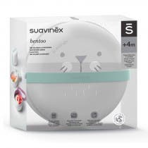 Suavinex set platos combinables con color azul