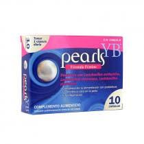 Pearls YB 10 Capsulas