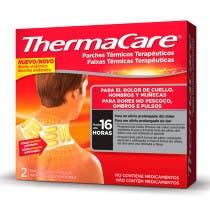 ThermaCare cuello  hombros y munecas 2 Parches para el dolor