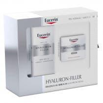 Hyaluron Filler Dia Piel Mixta Eucerin 50ml   Crema Noche 50ml