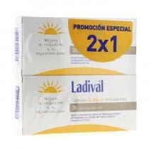 Ladival Capsulas Solares Antioxidantes 30 cap DUPLO