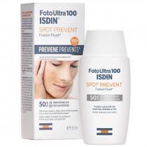 FotoUltra 100 ISDIN Spot Prevent Fusion Fluid Solar SPF50 50 ml