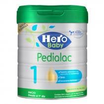 Pedialac 1 Leche de Inicio 800 Gramos Hero Baby