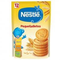 Papilla Nestle Junior con Galletas 180 gr 12m