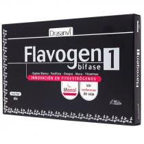 Drasanvi Flavogen Bifase 60 Capsulas